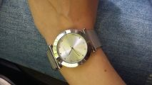 Часы на испанском браслете