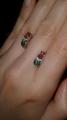 Серьги - ягодки :)
