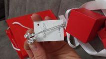 Красивые и нежные серьги! Цена со скидкой на украшение порадовала!