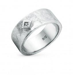 серебряные кольца купить в омске