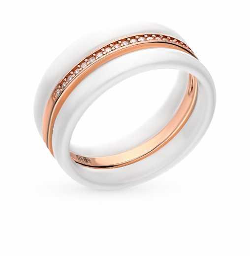 Кольца тринити — купить тройное кольцо в интернет-магазине SUNLIGHT в  Москве, выбрать кольцо