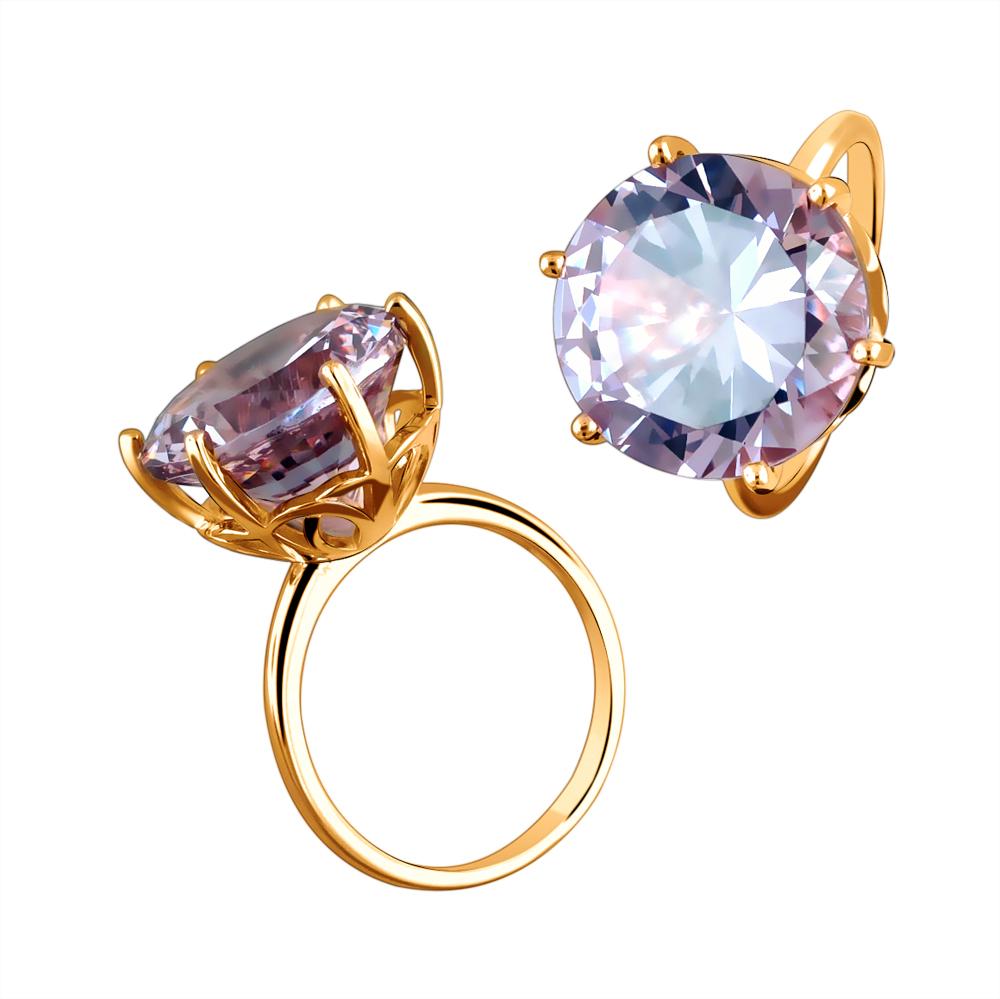 золотое кольцо с наноситалами