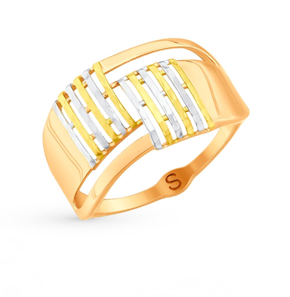 Фото «Золотое кольцо SOKOLOV 017801»