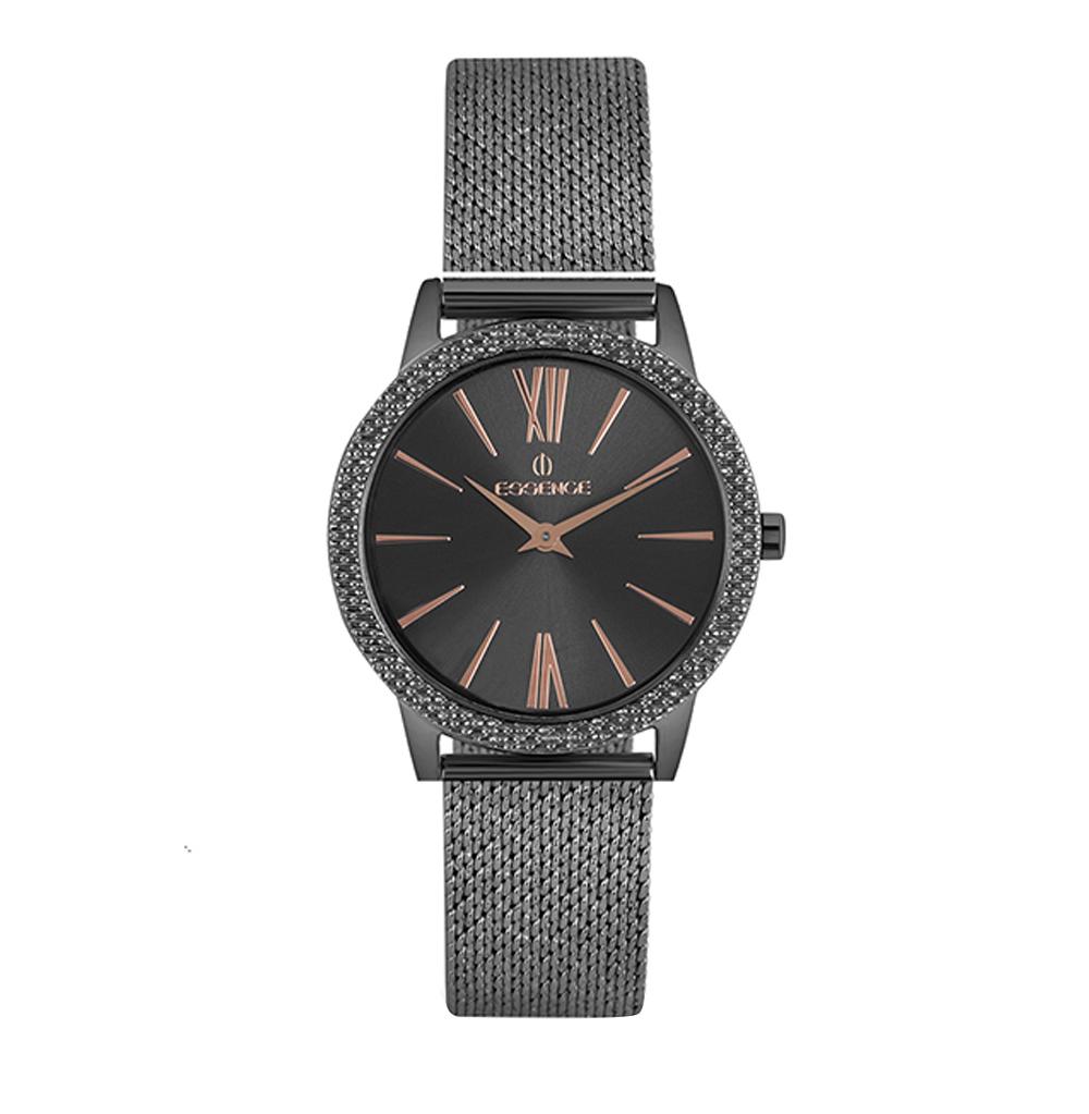 Фото «Женские часы ES6558FE.060 на стальном браслете с IP покрытием с минеральным стеклом»