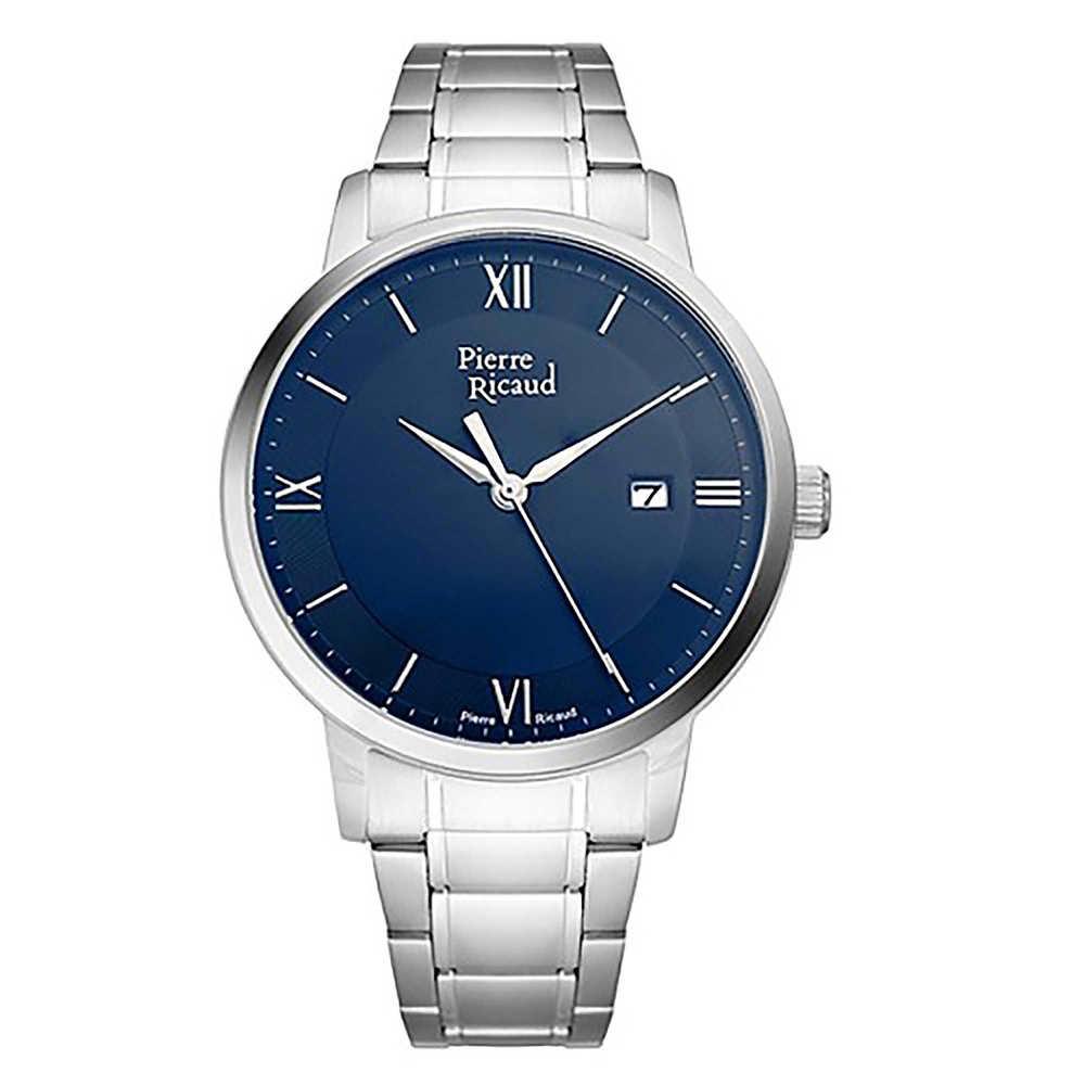 Мужские кварцевые часы P97239.5165Q на стальном браслете с минеральным стеклом в Екатеринбурге