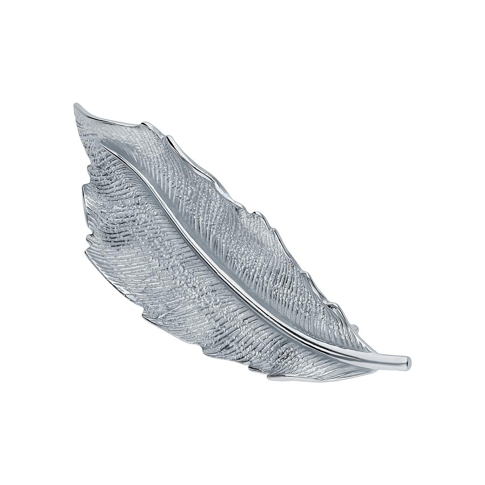 Фото «Серебряная брошь»