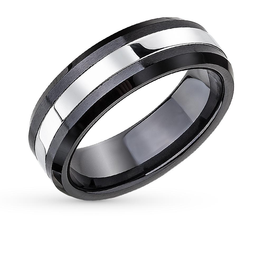 Фото «кольцо из керамики с серебром»