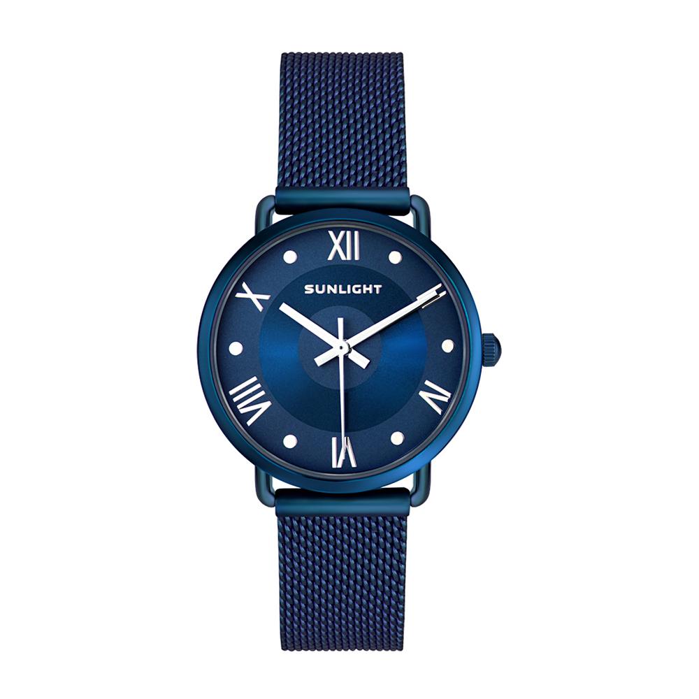 Фото «Женские часы на миланском браслете»