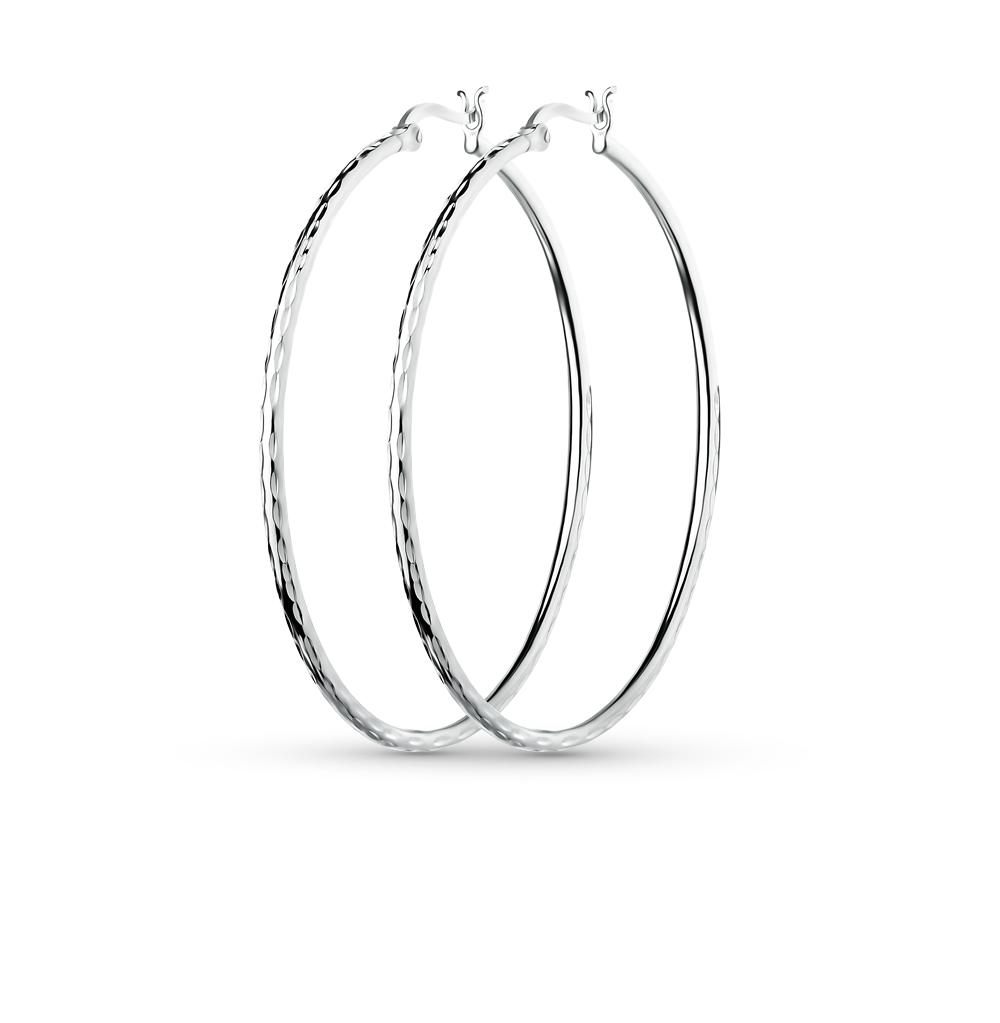 Фото «серебряные серьги»