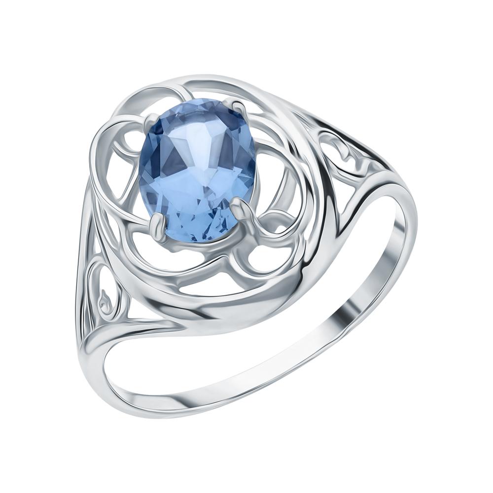 Фото «Серебряное кольцо с лондонами топазами»