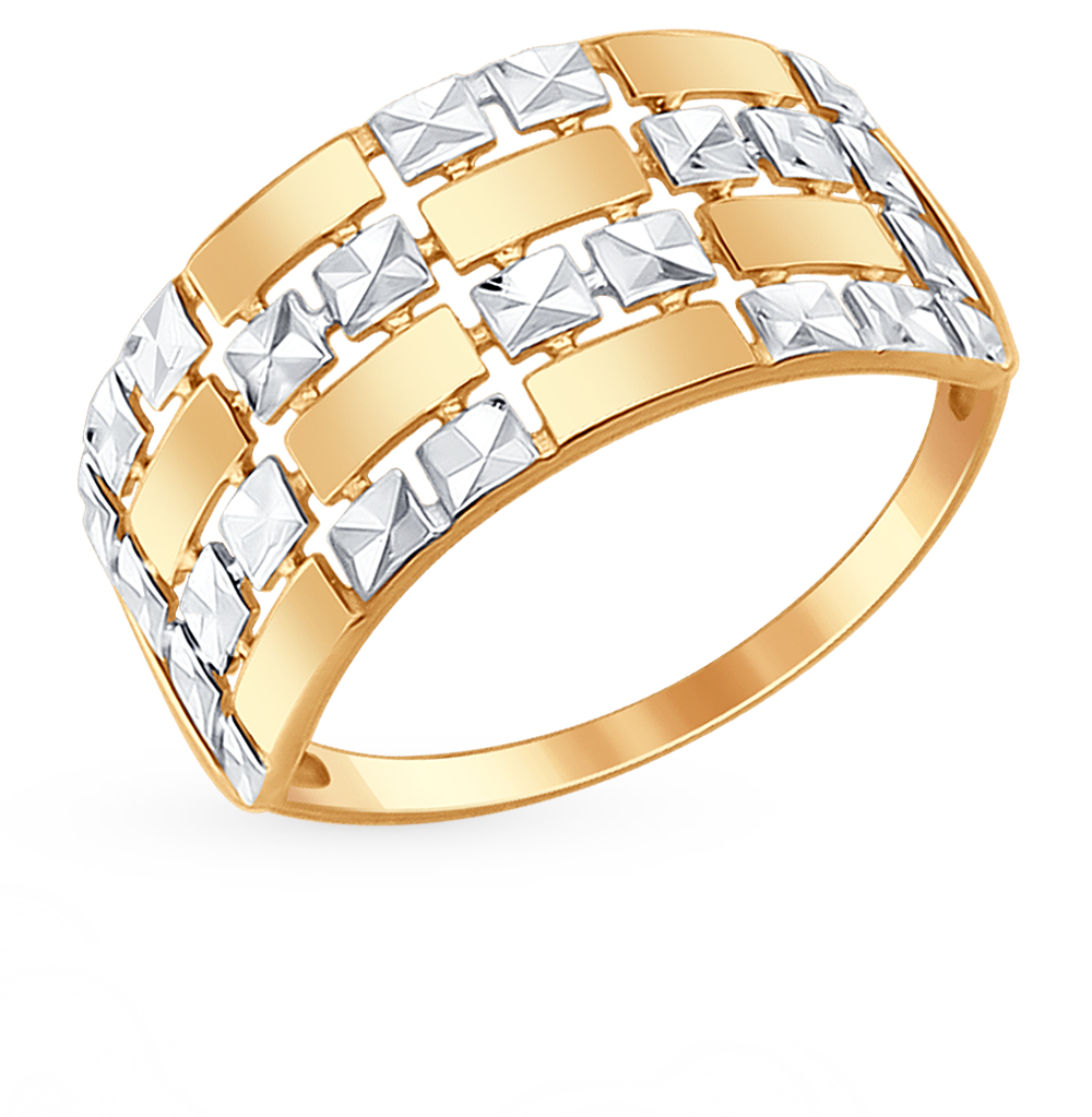Фото «Золотое кольцо SOKOLOV 017342*»