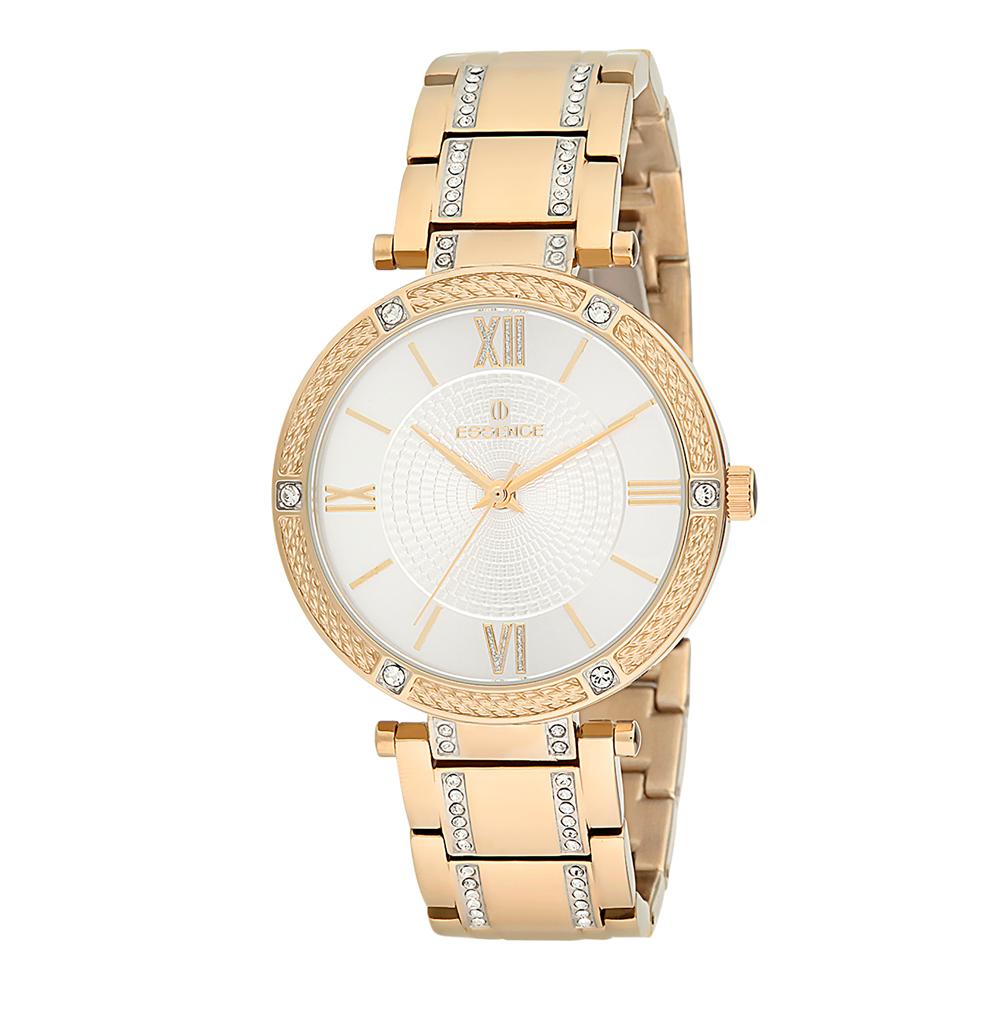 Фото «Женские часы ES6424FE.130 на стальном браслете с IP покрытием с минеральным стеклом»