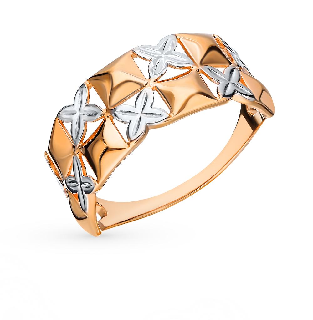 золотое кольцо SOKOLOV 017632*