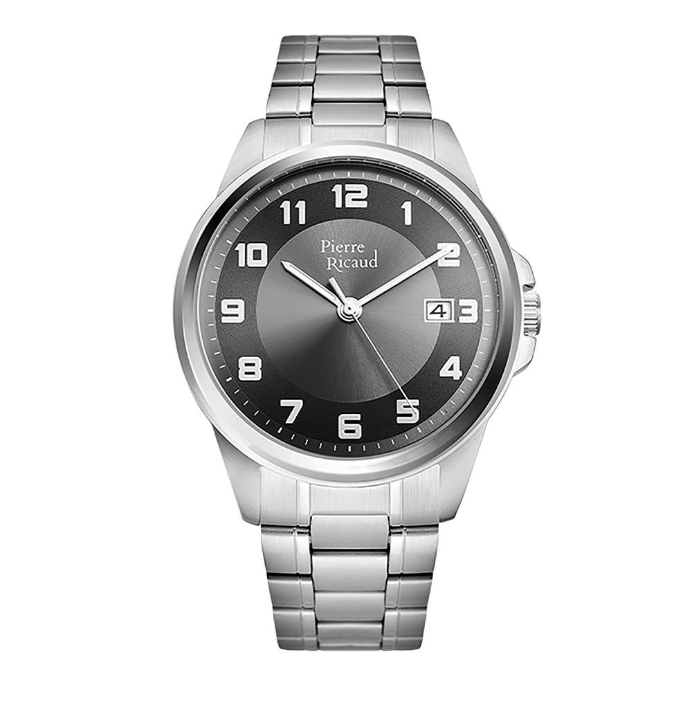 Фото «Мужские кварцевые часы P97242.5126Q на стальном браслете с минеральным стеклом»
