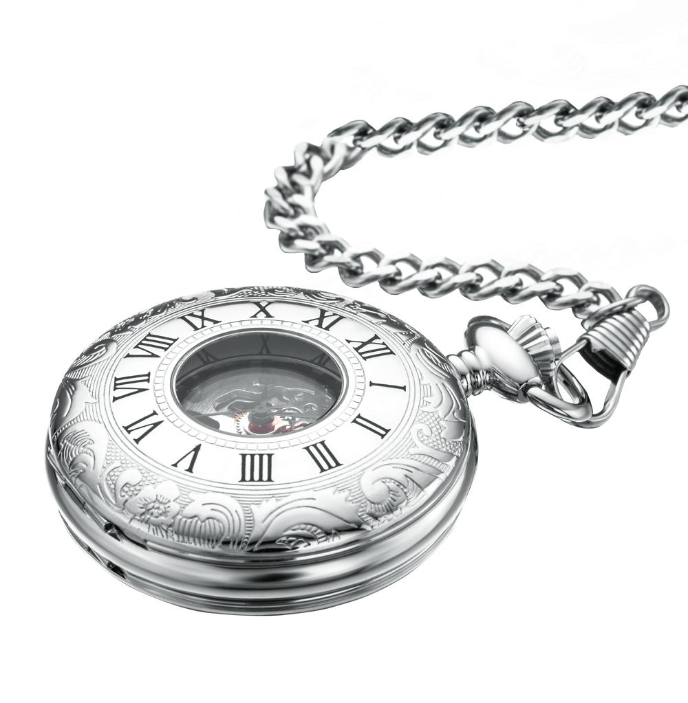 Фото «часы мужские механические с ручным подзаводом»