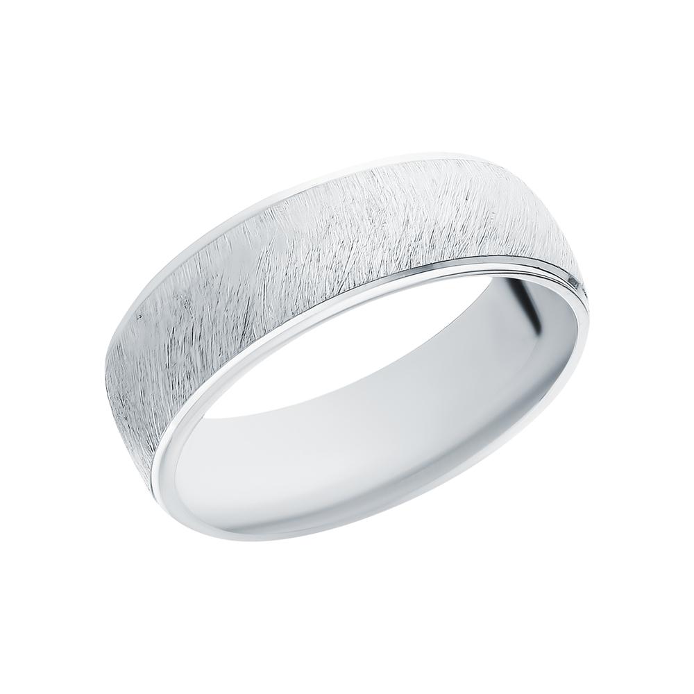 Фото «Серебряное обручальное кольцо»