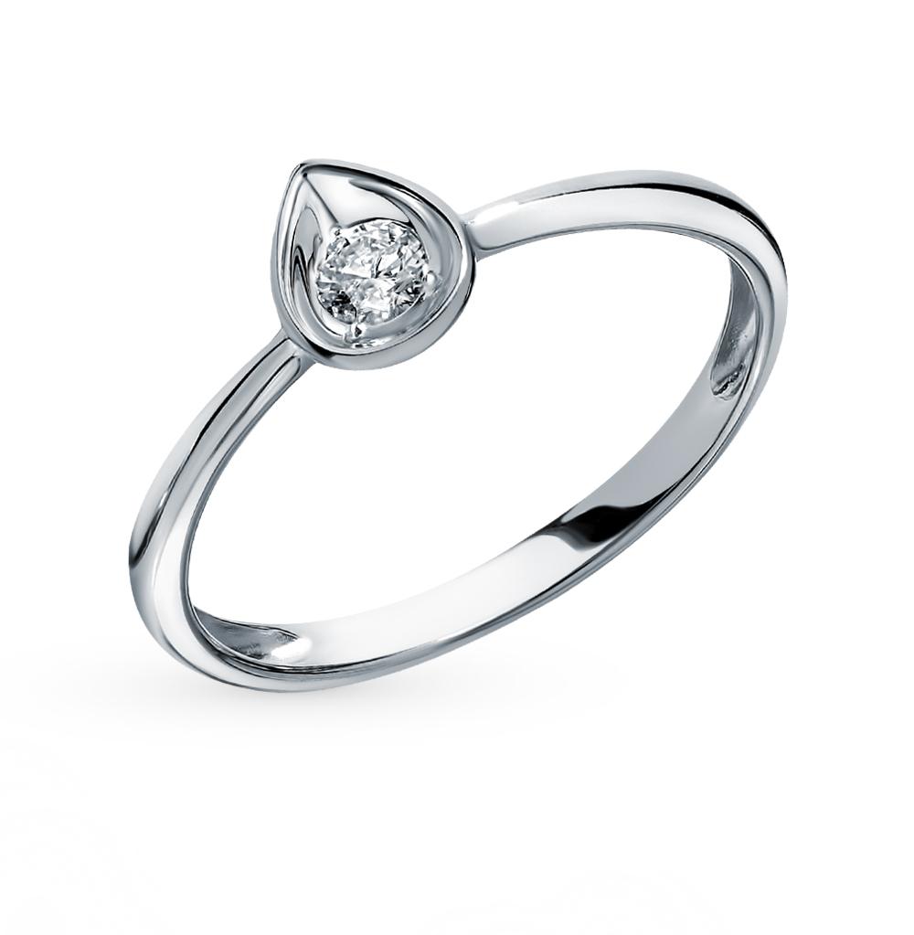 Золотое кольцо с бриллиантом в Екатеринбурге