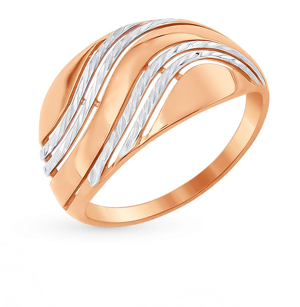 золотое кольцо SOKOLOV 017100*