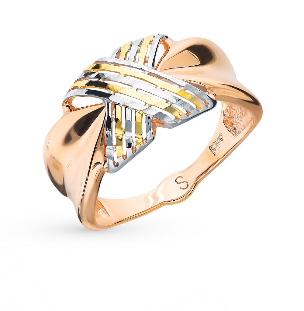 золотое кольцо SOKOLOV 017784*