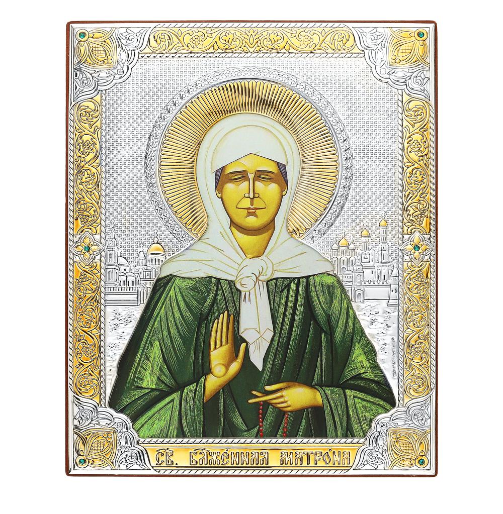 Фото «Серебряная икона»