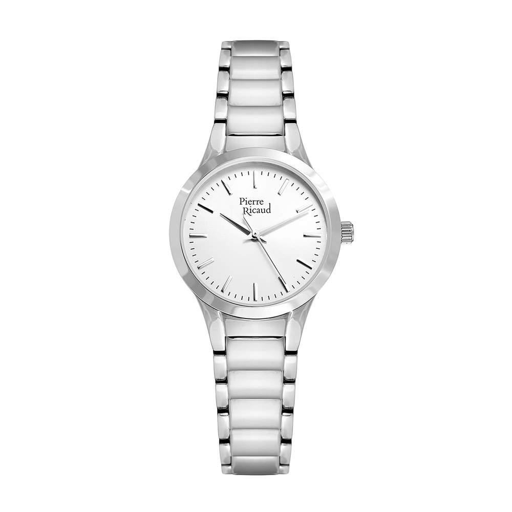 Фото «Женские кварцевые часы P22011.5113Q на стальном браслете с минеральным стеклом»