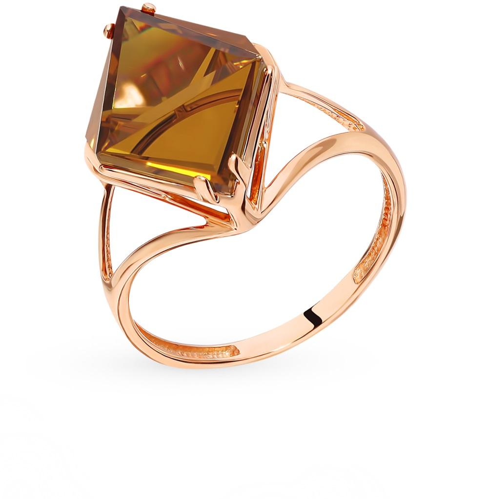 Фото «Золотое кольцо с султанитом»