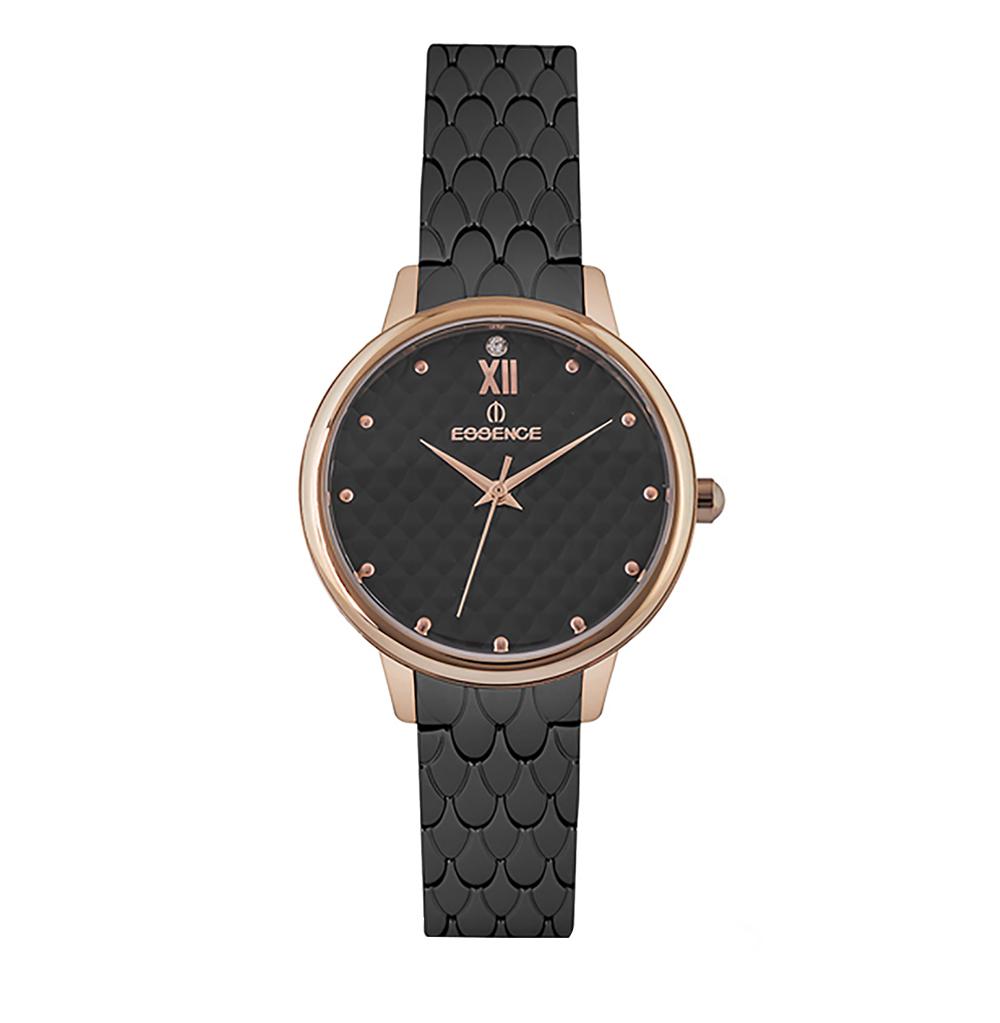 Женские часы ES6528FE.450 на стальном браслете с IP покрытием с минеральным стеклом