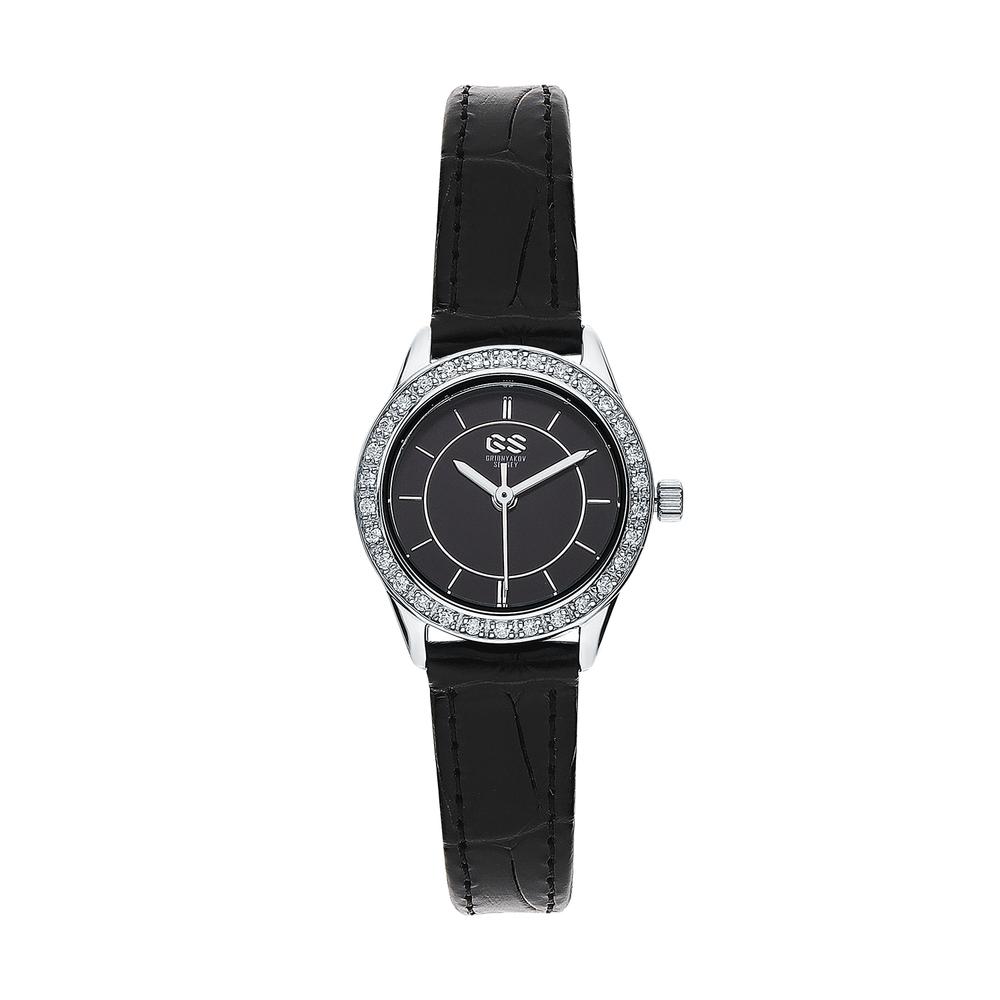 Фото «Часы с серебряным корпусом»