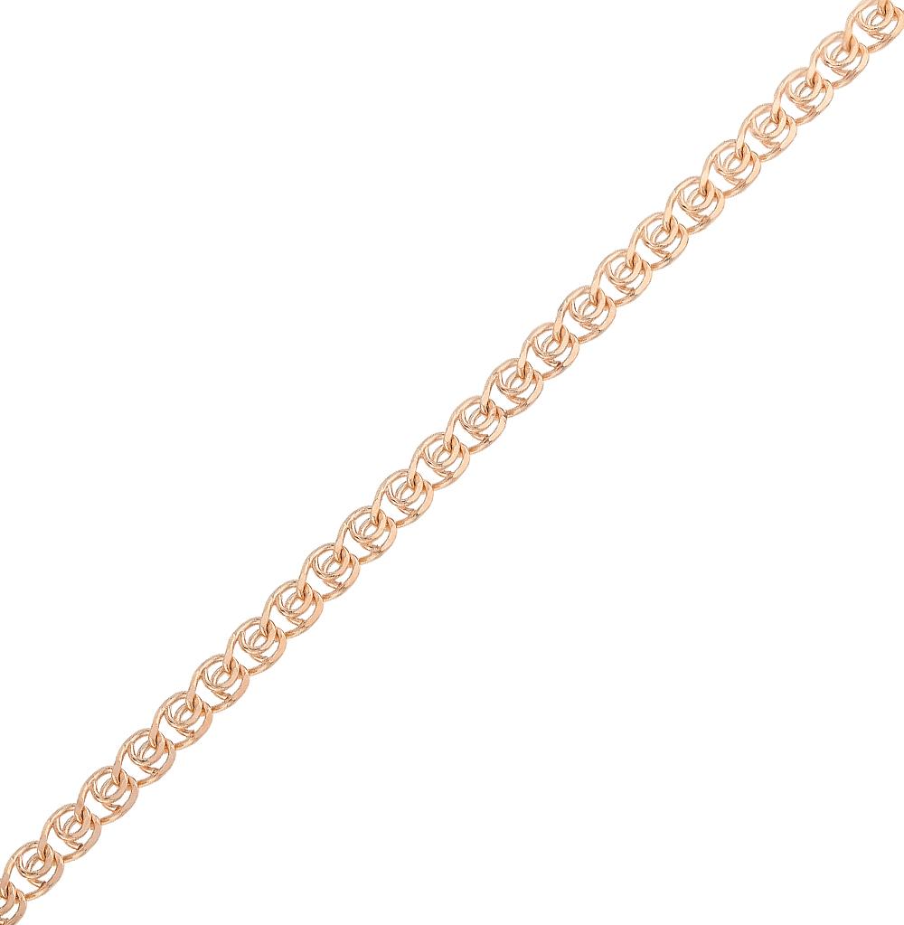 Золотой браслет НБ 12-087 0,40   красное и розовое золото 585 пробы —  купить в интернет-магазине SUNLIGHT, фото, артикул 54698 a80a32cf6d2