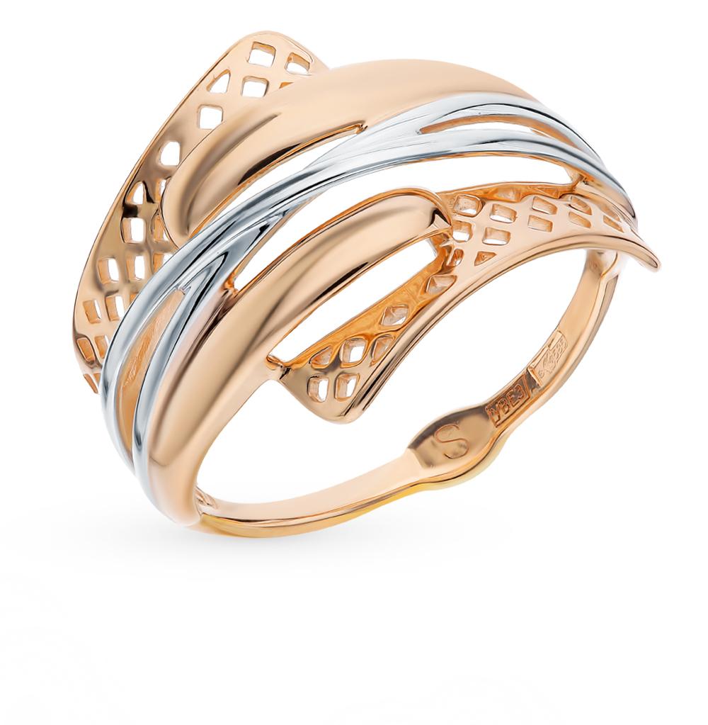 золотое кольцо SOKOLOV 017699*