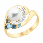 кольцо SOKOLOV 791063