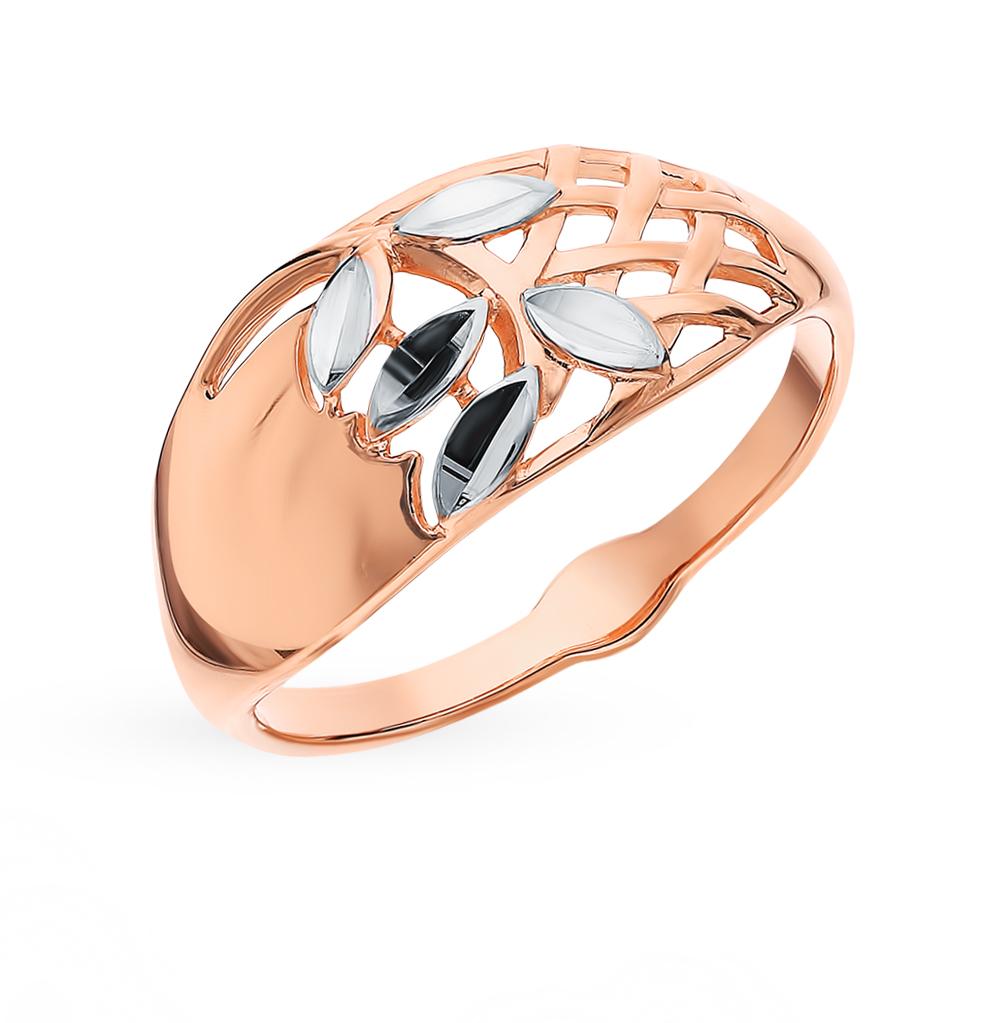 золотое кольцо SOKOLOV 018082*