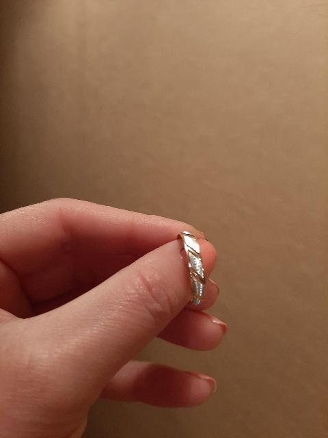Обручальное кольцо для жениха