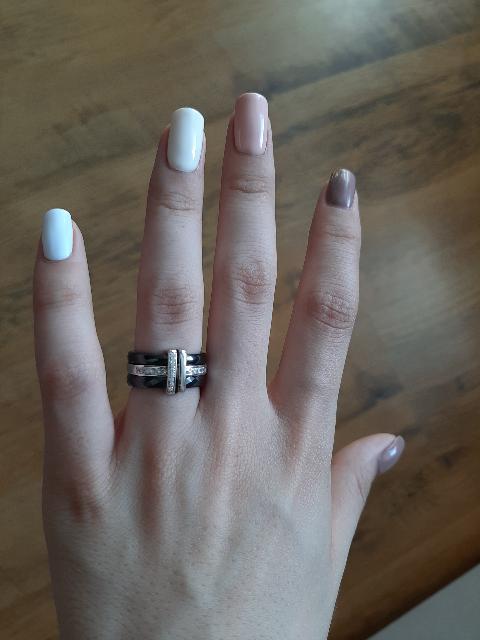 Керамическое кольцо: отзыв
