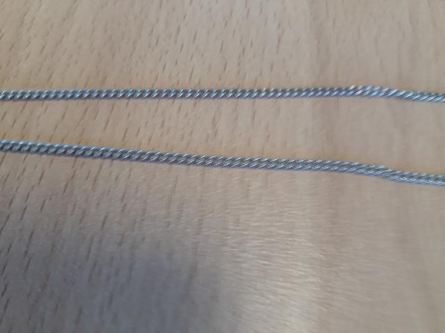 Цепочка серебряная 60 см