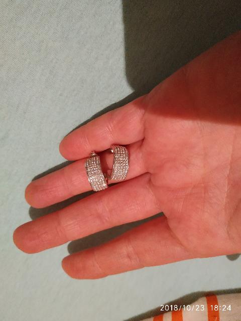 Любимые сережки от любимого санлайта,кристаллы, аристократический шик