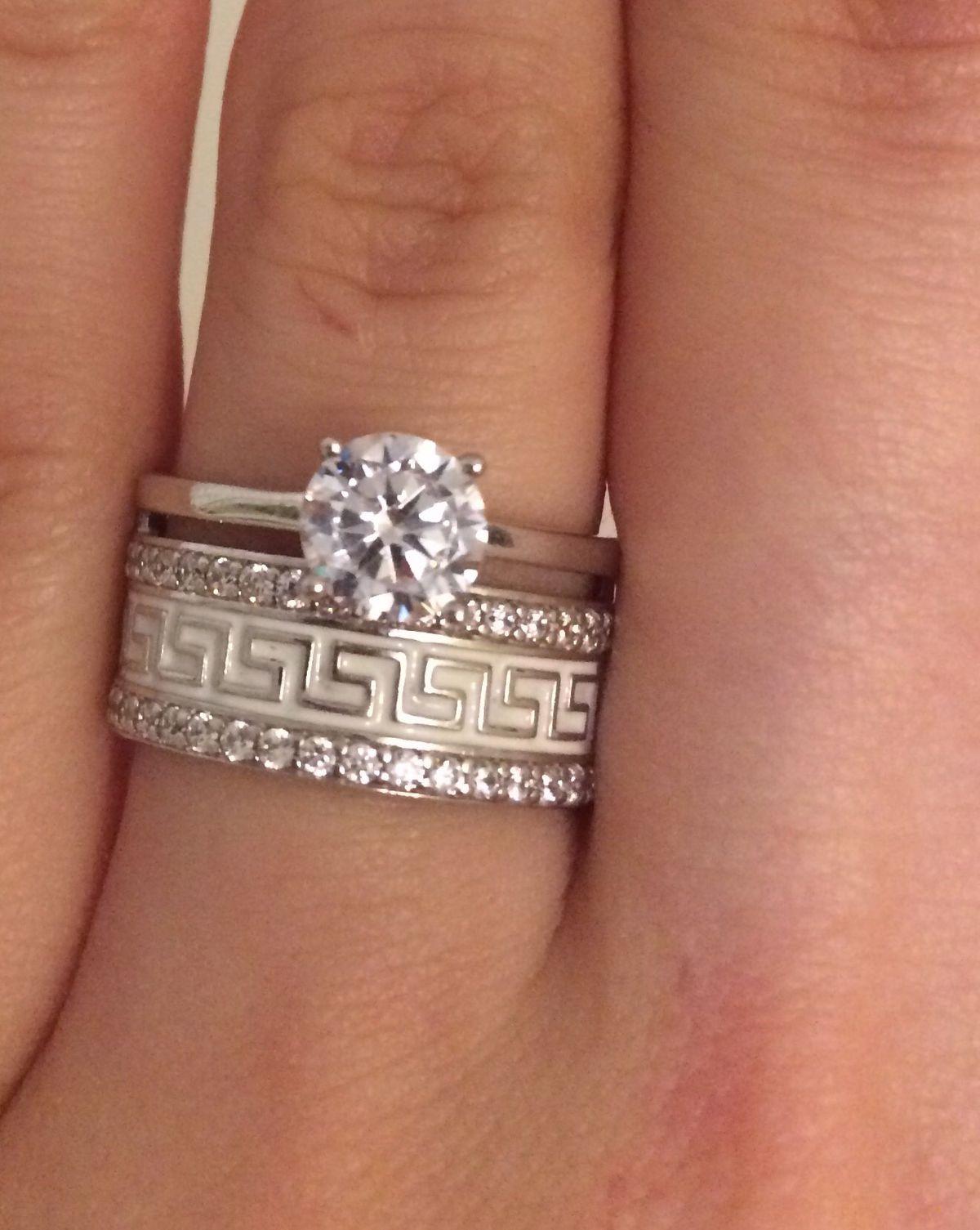 Супер кольцо! Я влюбилась!