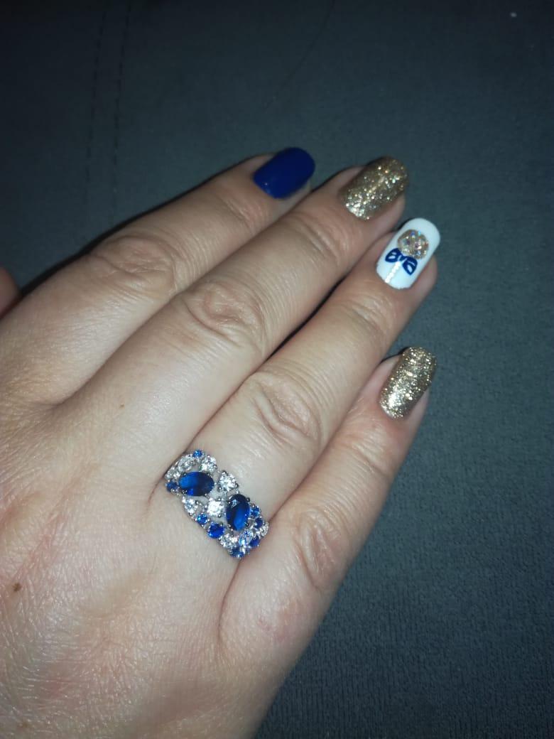 Шикарное кольцо!)))