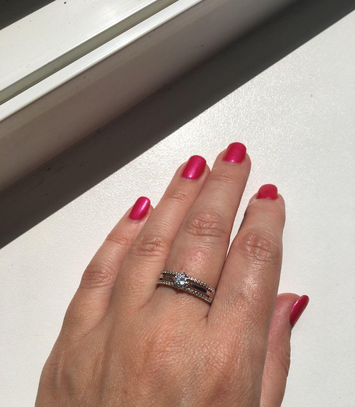 Долгожданное кольцо