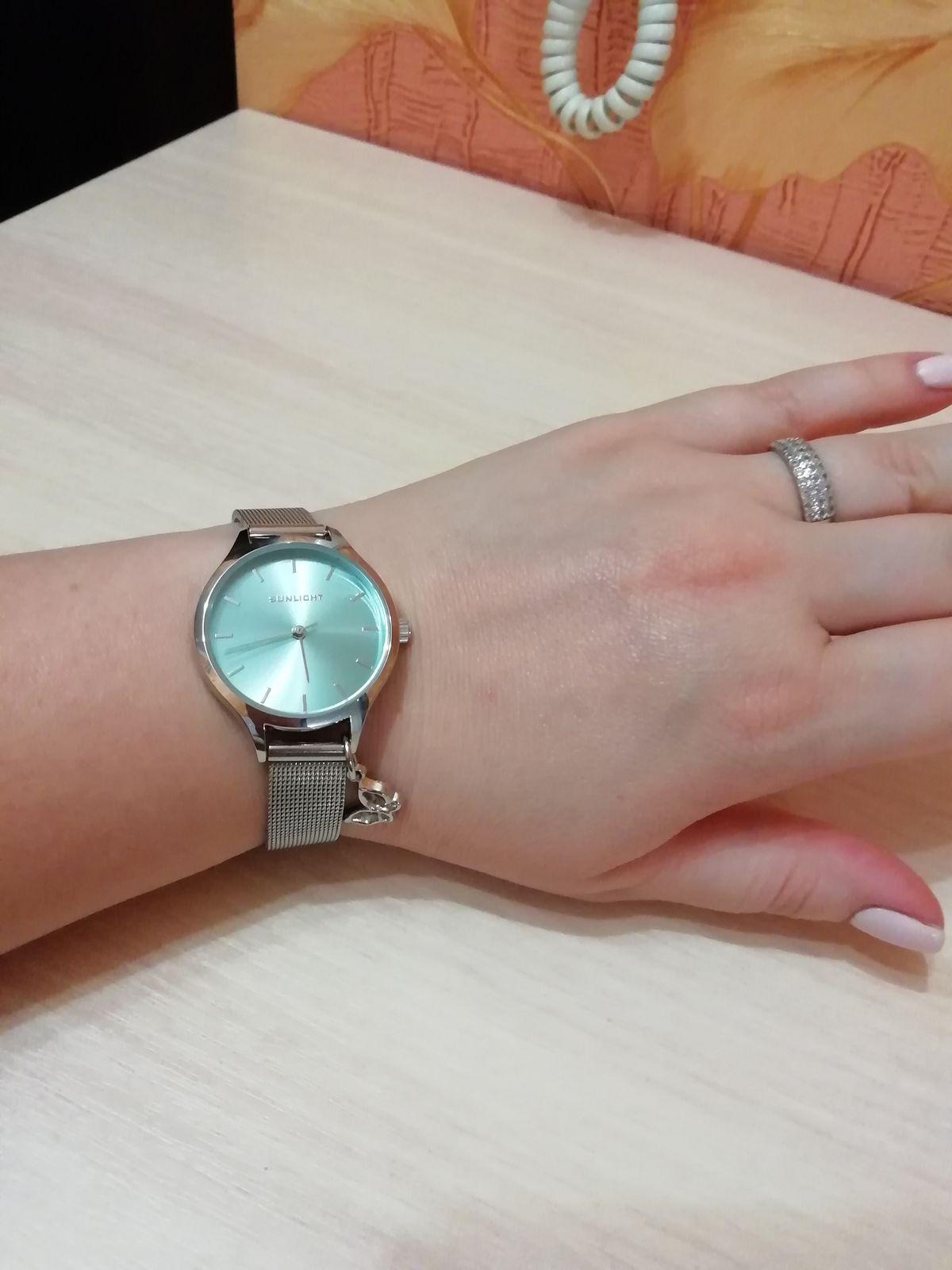Очень стильные, удобные и красивые часы 😍