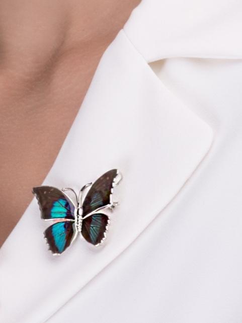 Бабочка, которая никуда не улетит