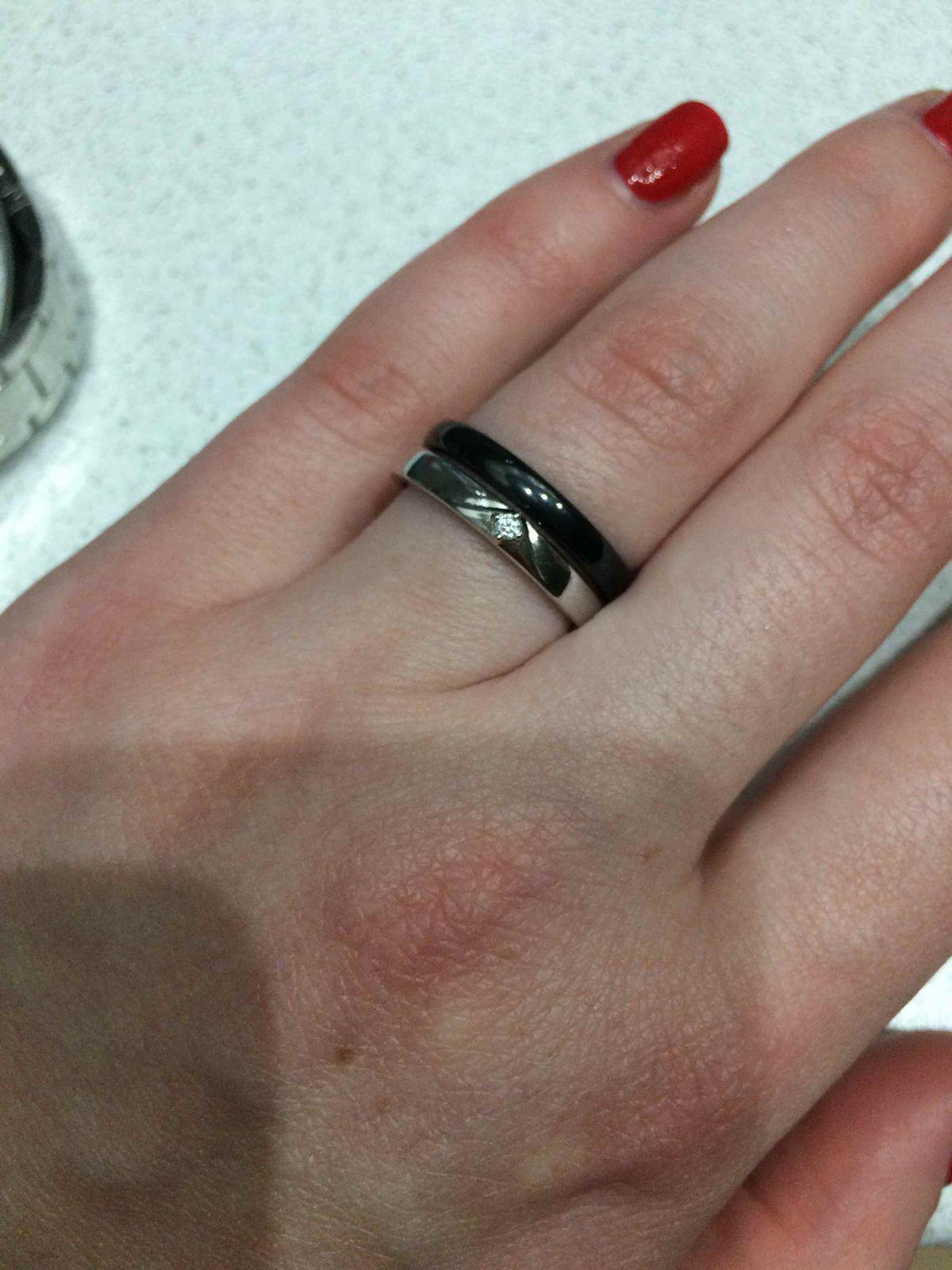 Супер-стильное кольцо