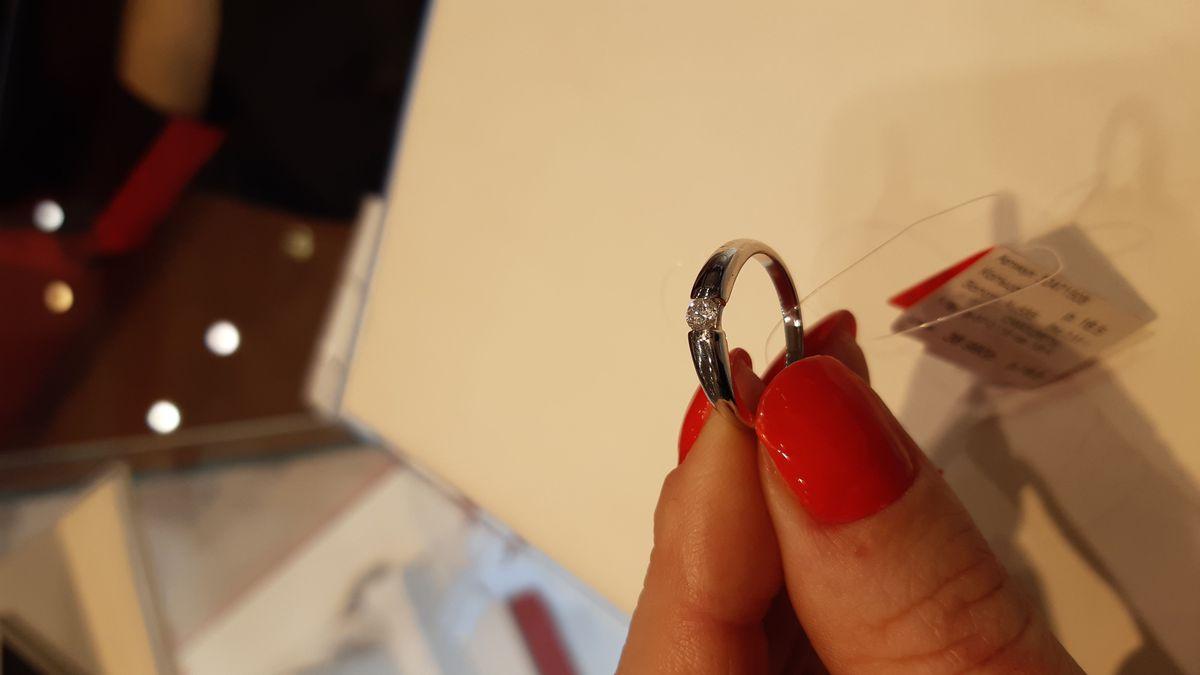 💫мой первый поход за кольцом в sunlight 💍