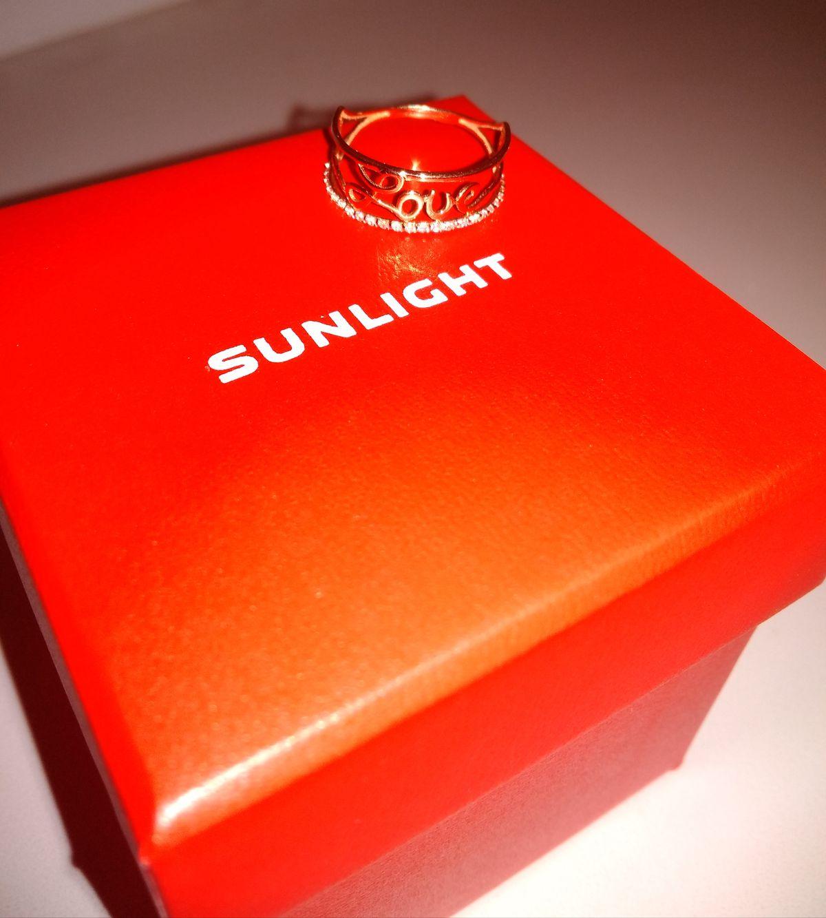 Кольцо sunlight