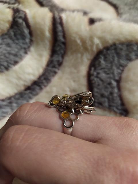 Колечко пчёлка