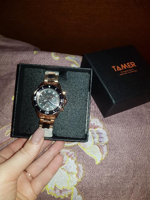 Спасибо ,супер часы ,купила брату в подарок