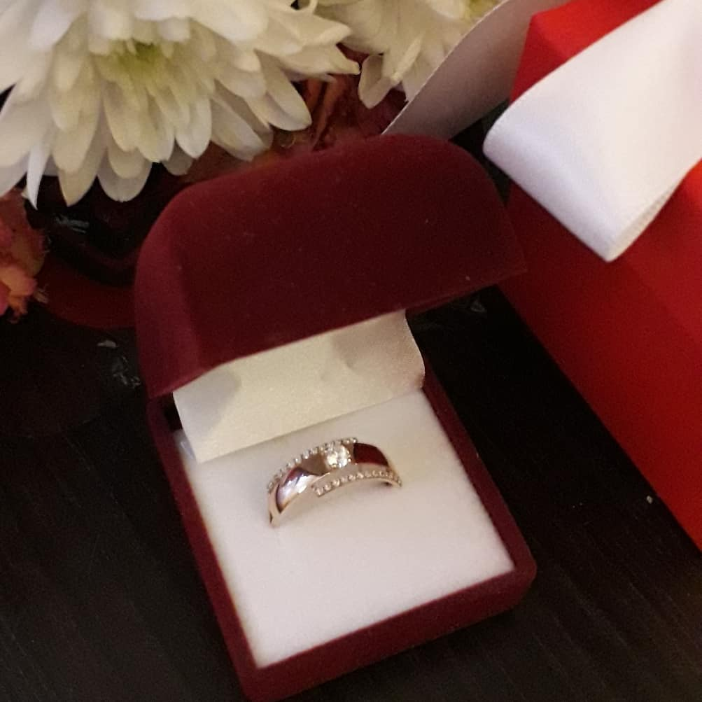 Шикарное кольцо, очень понравилось