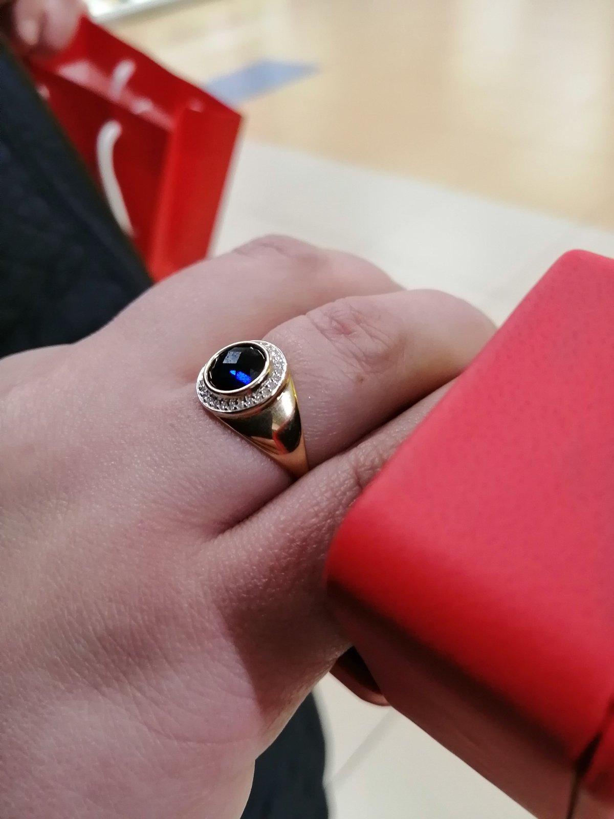 Покупка кольца арт 81586