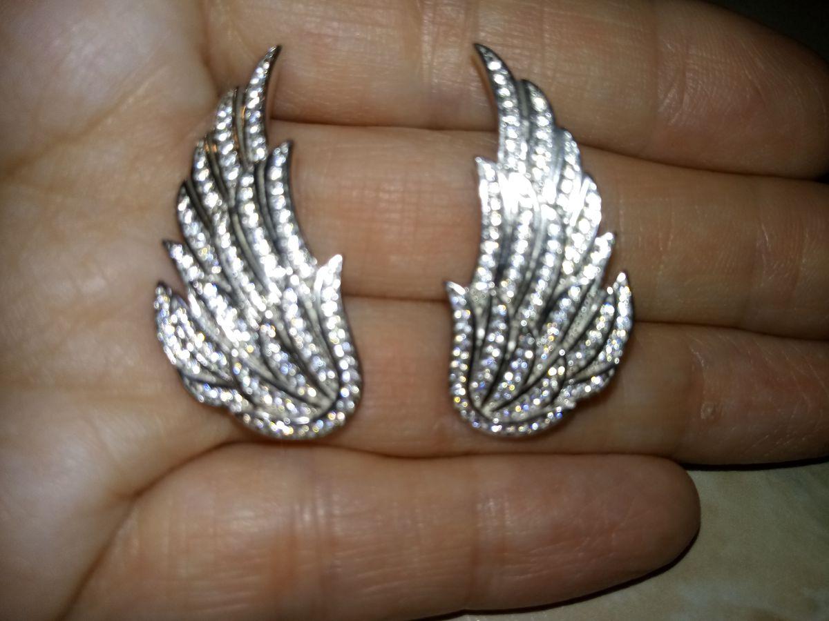 Просто ангелькие серьги.