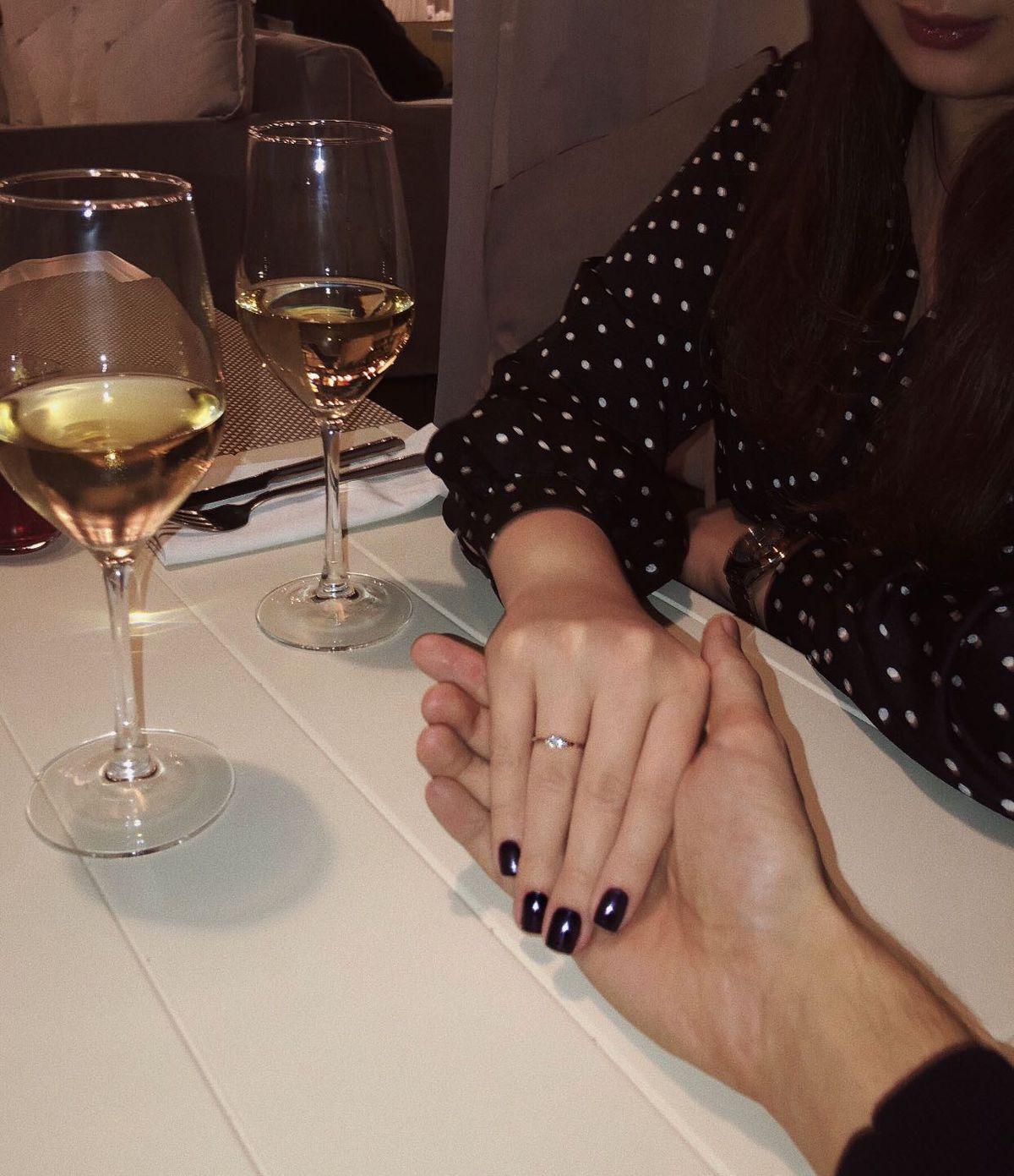 Самое красивое помолвочное кольцо ever!